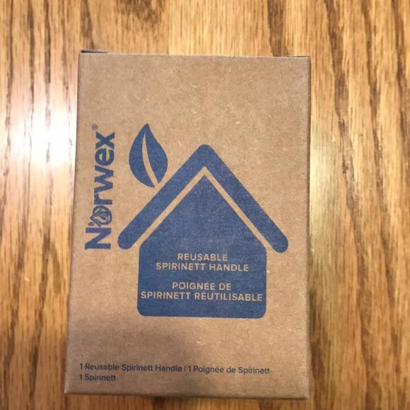 Norwex Reusable Spirinett Handle & Spirinett